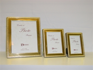Picture of Frame Shiny Gold
