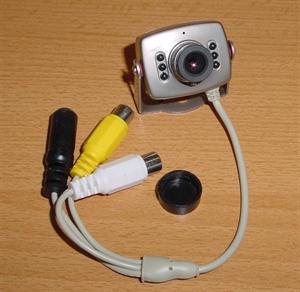 Picture of Surveillance Camera mini
