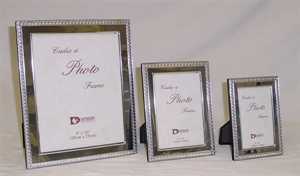 Picture of Frame Shiny Silver