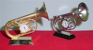 Picture of Clock, Trumpet