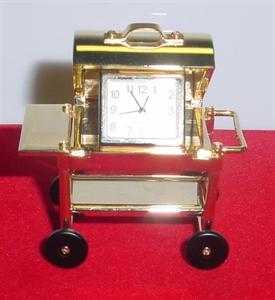 Picture of Clock, Bar-B-Q