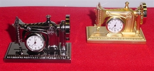 Picture of Clock,Sewing Machine
