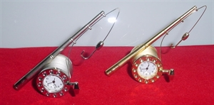 Picture of Clock, Fishing Rod