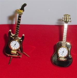 Picture of Clock, Guitar
