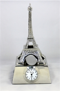 Picture of Clock, Eiffel Tower