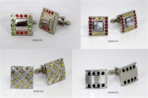 Picture of Cufflinks with stones