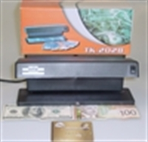 Picture of Ultraviolet Counterfeit Money Detector