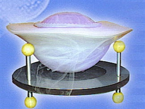 Picture of Water Vapour Lamp sitting Design